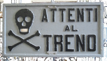 A dire warning from Trieste, Italy (2002)