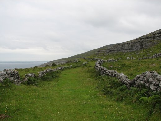 Abandoned Road - The Burren, County Clare