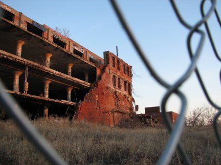 Swift meat packing plant, Fort Worth (2006)